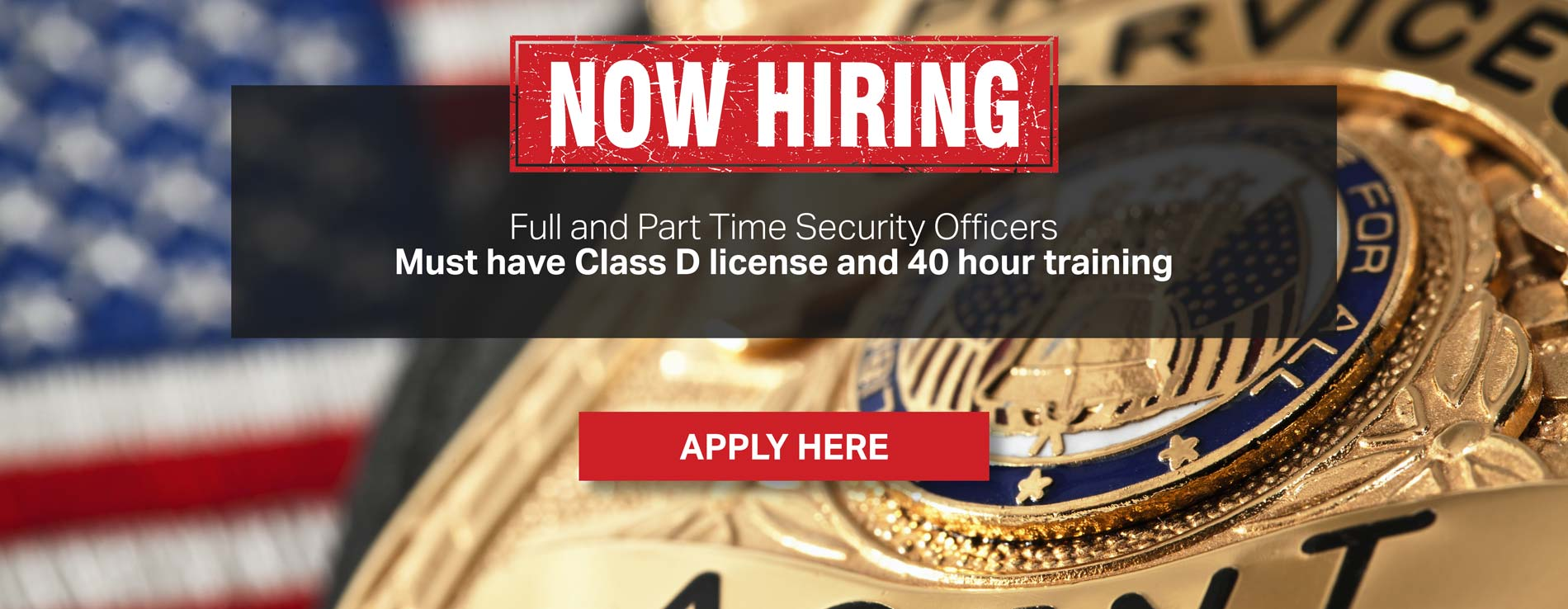 Hiring at American Pride Security
